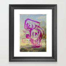Humility  Framed Art Print