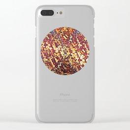Kashmir Clear iPhone Case