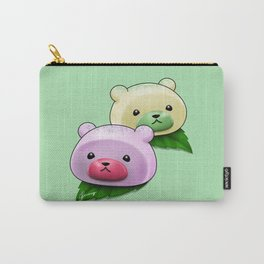 Mochi Bears Carry-All Pouch