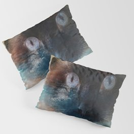 Thru The Looking Glass Pillow Sham