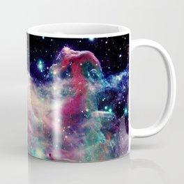 Eagle Nebula / Horsehead Nebula Deep Pastels Coffee Mug