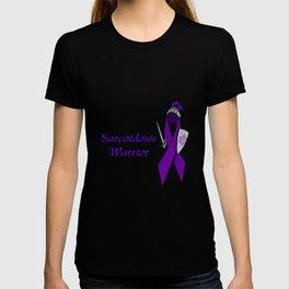 Sarcoidosis Warrior T-shirt