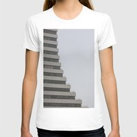building T-shirts featuring Building by RMK Photography