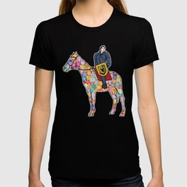 Sir Flower the Golden Knight T-shirt