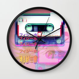 Daylight mixtape Wall Clock