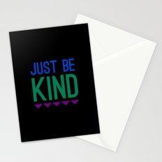 Just Be Kind Stationery Cards