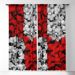 Lucky Gambler Blackout Curtain