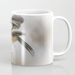 January Chickadee Coffee Mug