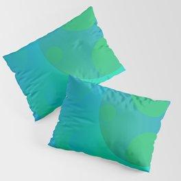 Bubble Gum Weekend Pillow Sham