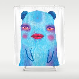 Some Of Us Are Born Fabulous Shower Curtain