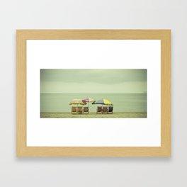 Sua, Ecuador Framed Art Print