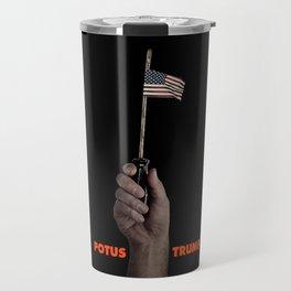 POTUS Trump for the middle class. Travel Mug