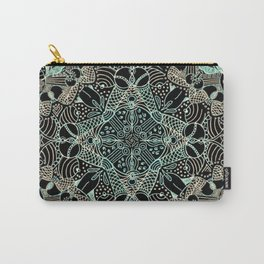 Doodles & Bits Lacy Mandala Carry-All Pouch