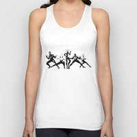 verse Tank Tops featuring Spider Verse! by SVF!