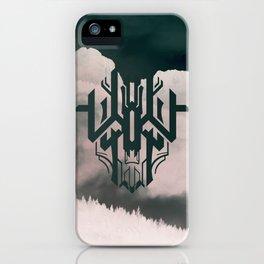 The Haunt iPhone Case