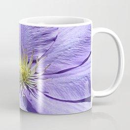 Clematis Flower Coffee Mug