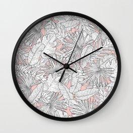Jungle Justine Wall Clock