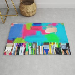 Real Weapons Of Mass Creation Rug