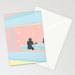 Nighttalks Stationery Cards