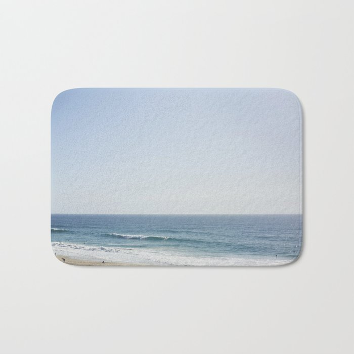 California Beach Day Bath Mat