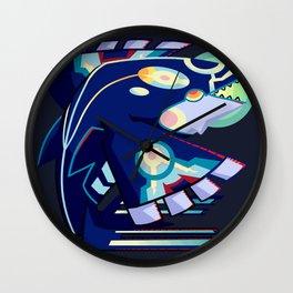 Primal Kyogre Wall Clock