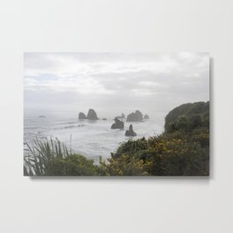 coast road Metal Print
