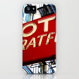 Hotel Stratford iPhone Case