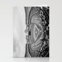 yankees Stationery Cards featuring New York Yankees by Bust it Away Photography