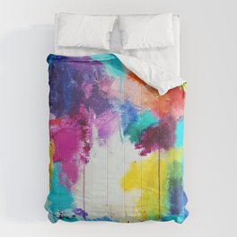 Love is a Give & Take Comforters