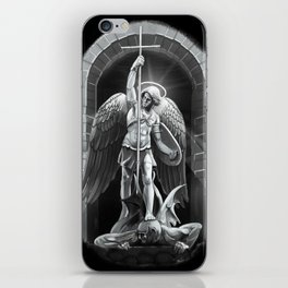 Archangel Michael  iPhone Skin