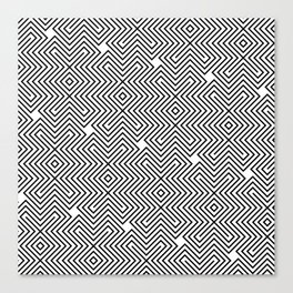 Op Art 24 Canvas Print