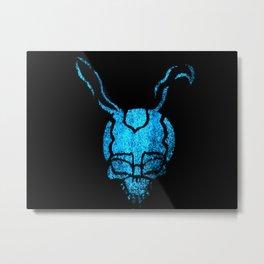 Donnie Darko blue Metal Print