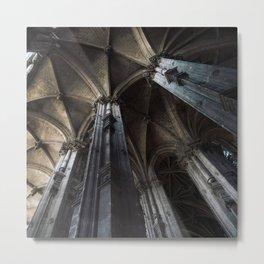Abbey Metal Print