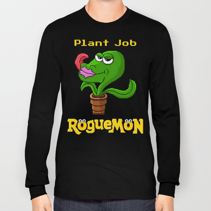 Plant Job Long Sleeve T-shirt