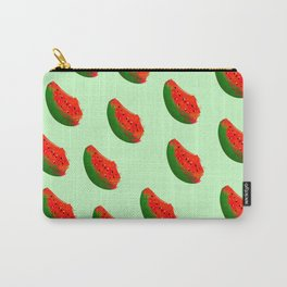 Summer Melons Carry-All Pouch