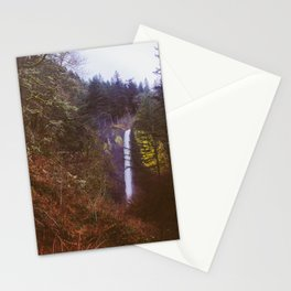 Latourell Falls - OR #1 Stationery Cards