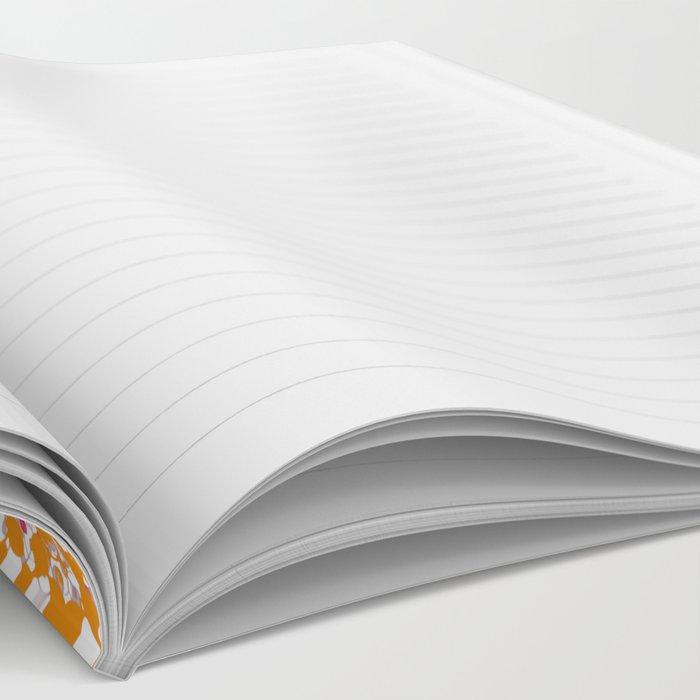 CDS Logo Pattern Notebook