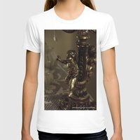 antique T-shirts featuring Antique angel by Isabelle Savard-Filteau