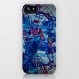 Frozen Wilds iPhone Case