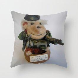 Guerilla Throw Pillow