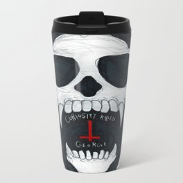 Curious George Metal Travel Mug