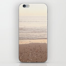 Golden Beach iPhone Skin