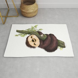 Sloth 2 Rug