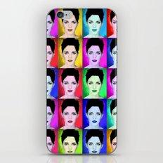 Emma Watson iPhone & iPod Skin
