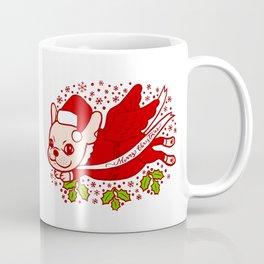 Christmas with a Frenchie Coffee Mug