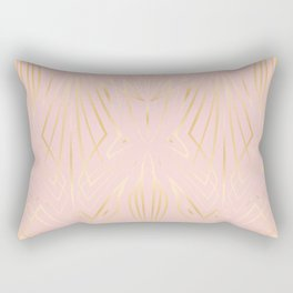 Pinstripe Pattern Creation XXVII Rectangular Pillow