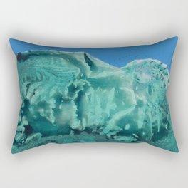 Mountains in Palermo Rectangular Pillow