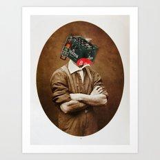 Das Leben ist Geil · 2 Art Print