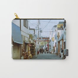 Tokyo Street Carry-All Pouch
