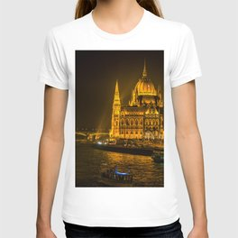 Hungarian Parliament Building T-shirt